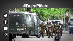 Etiquetaje: Chile no descansa y pide la renuncia de Sebastián Piñera