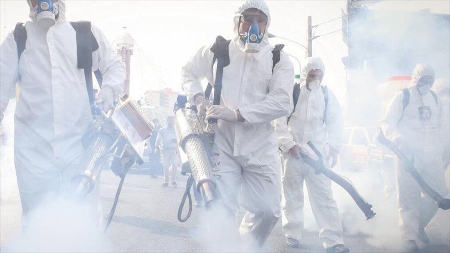 ¿Irán lucha contra el coronavirus o sanciones anti-DDHH de EEUU? | HISPANTV