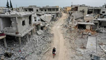 Cifras estremecedoras: cumple 9 años la guerra en Siria
