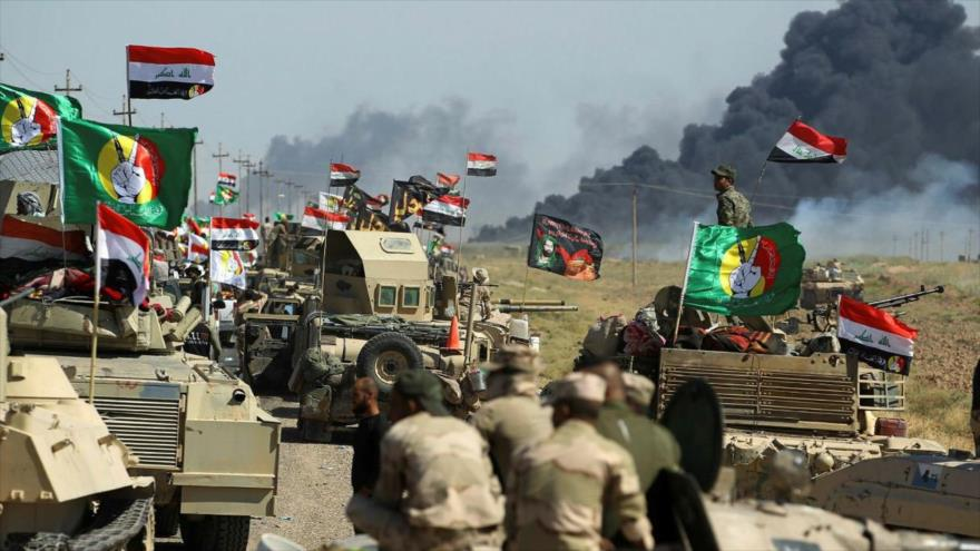'Irak mantiene opción militar para expulsar a tropas de EEUU'   HISPANTV