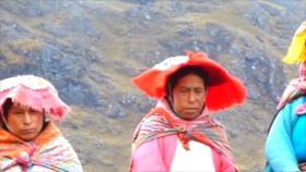 7 de 10 peruanas indígenas no tienen ingresos económicos propios