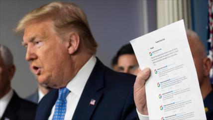 Trump quiere en exclusiva una vacuna alemana contra coronavirus
