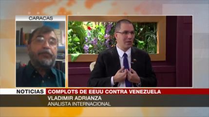 Adrianza: EEUU ha intentado mucho para robar riquezas de Venezuela