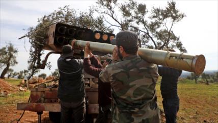 Rusia insiste en eliminar a terroristas que atacan al Ejército sirio