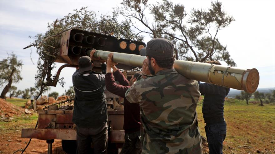 Rusia insiste en eliminar a terroristas que atacan al Ejército sirio | HISPANTV