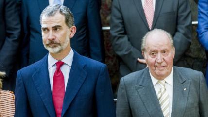 Felipe VI renuncia a herencia tras escándalo de pagos de A. Saudí