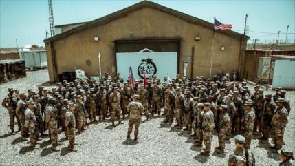 EEUU cierra algunas bases en Irak tras sufrir ataques en Al-Tayi