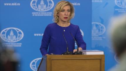 """Rusia protesta por """"provocación"""" contra su embajada en Ucrania"""