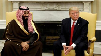'El apoyo incondicional a Bin Salman le cuesta a Trump un riñón'