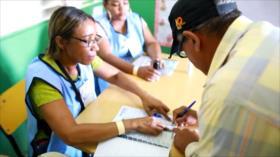 Bajo el fantasma del COVID-19, dominicanos votaron en municipales