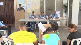 Oposición supera al oficialismo en las municipales dominicanas