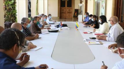 Venezuela y Cuba refuerzan lazos para contener el COVID-19