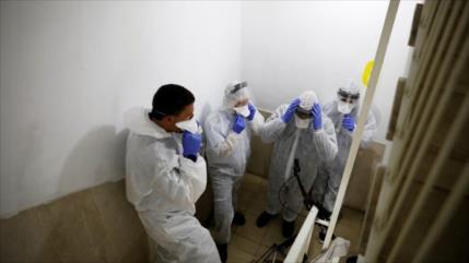 'Sistema de salud israelí colapsará en dos semanas por COVID-19'