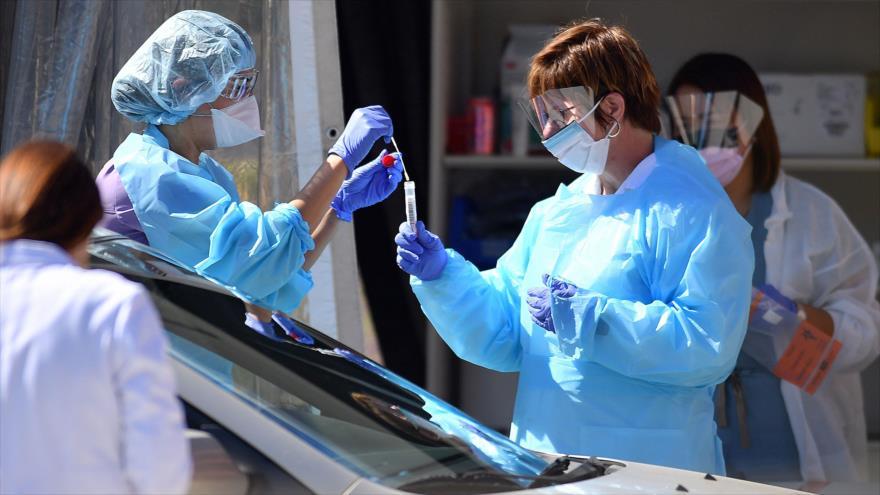 El nuevo coronavirus sigue batiendo récords a nivel mundial