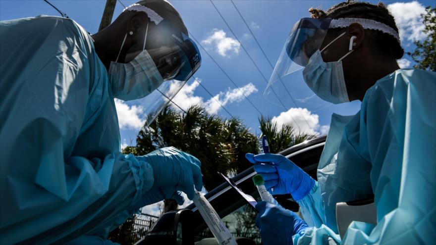 Ansarolá: El nuevo coronavirus es de fabricación estadounidense | HISPANTV