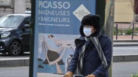 """Francia: propagación de COVID-19 es """"extremadamente preocupante"""""""