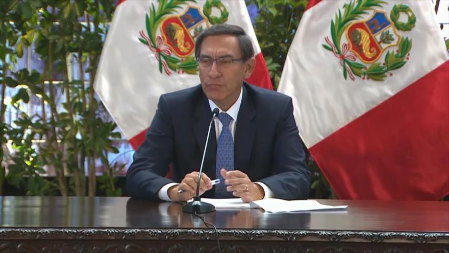 Perú afronta su primer día de estado de emergencia por COVID19