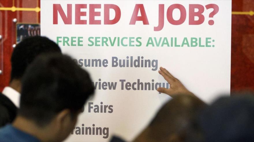 Millones en EEUU podrían perder su trabajo por el COVID | HISPANTV