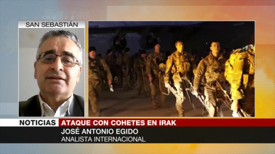 Egido: Iraquíes seguirán luchando hasta echar a tropas extranjeras | HISPANTV