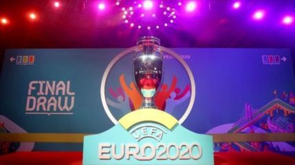 UEFA aplaza un año la Eurocopa 2020 por pandemia del COVID-19
