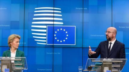 UE cerrará fronteras externas para frenar propagación del COVID-19