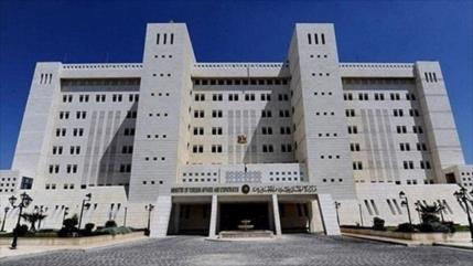 Siria defenderá su soberanía pese a las presiones del Occidente