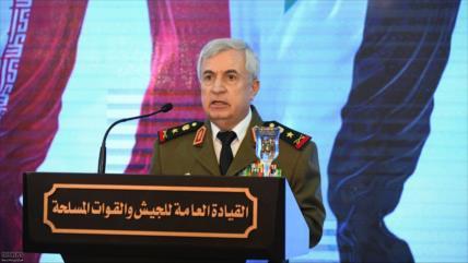 EEUU impone sanciones al ministro de Defensa de Siria