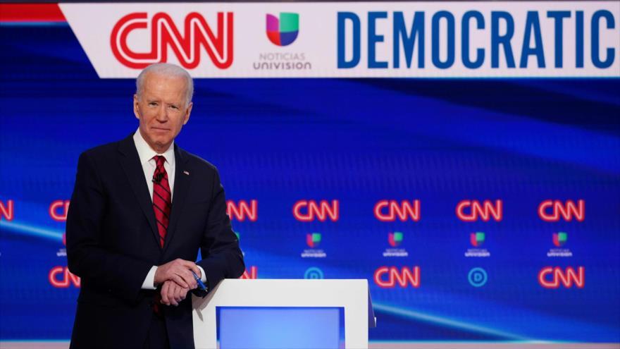 Joe Biden arrasa en las primarias demócratas en Florida e Illinois | HISPANTV
