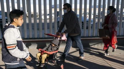 México, decidido a actuar soberanamente si EEUU devuelve migrantes