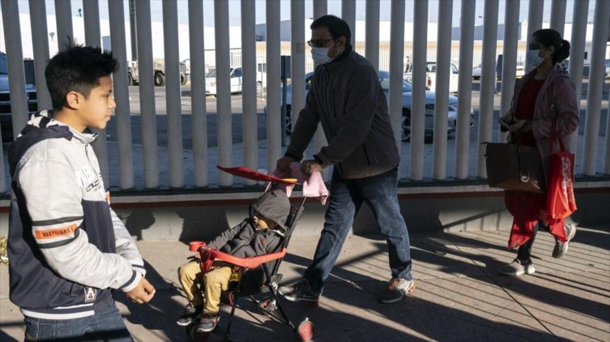 México advierte sobre una acción soberana si EEUU devuelve migrantes