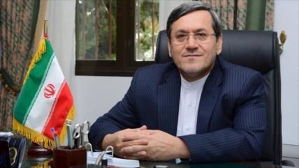 'Sanciones de EEUU impiden a Irán comprar medicinas de COVID-19'