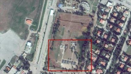 Fotos revelan nueva base rusa en Siria, equipada como Hmeimim
