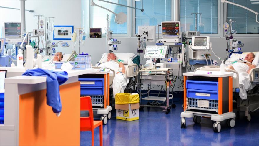 Europa bate récord de Asia en número de víctimas del coronavirus | HISPANTV