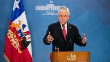Chile decreta estado de catástrofe para afrontar el coronavirus