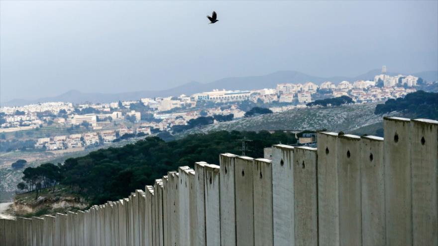 Vista general del asentamiento israelí Maale Adumim en la ocupada Cisjordania, 11 de febrero de 2020. (Foto: AFP)