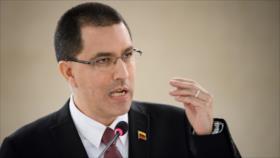 Venezuela critica a Honduras por secundar las acusaciones de EEUU