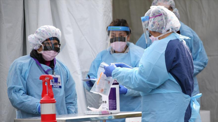 Informe: Pandemia de COVID-19 en EEUU podría durar 18 meses o más | HISPANTV
