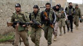 Turquía pierde a 129 de sus terroristas en los combates en Libia