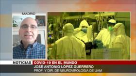 López: El coronavirus circulaba en Europa de manera silenciosa