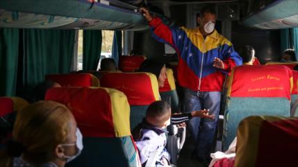 China urge a la derecha venezolana a no politizar el coronavirus