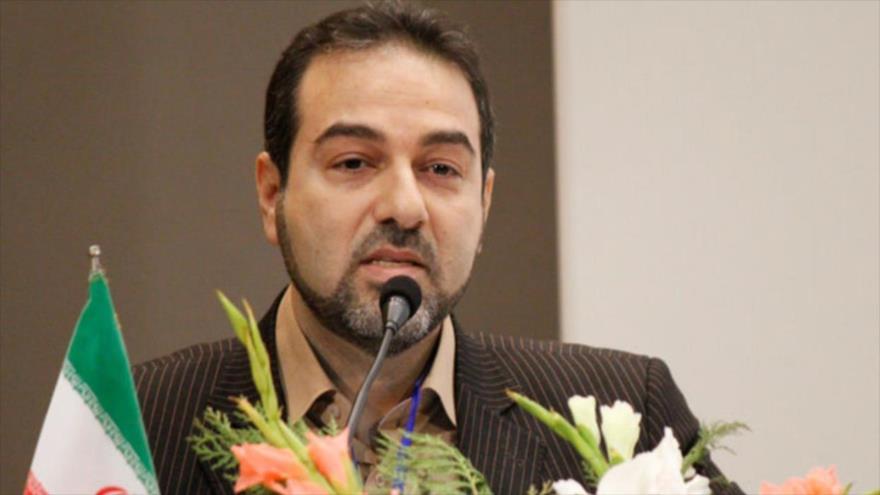 El viceministro de salud iraní, Alireza Raisi.