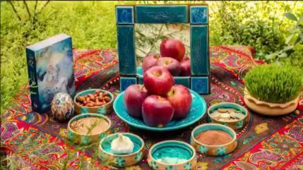 Iraníes en todo el mundo celebran Noruz, el Año Nuevo persa