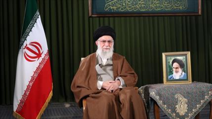 Líder de Irán emite un mensaje con motivo del Año Nuevo