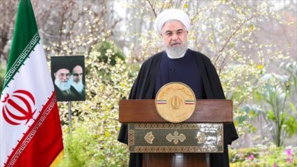Rohani confía en que 1399 será el año de la prosperidad para Irán