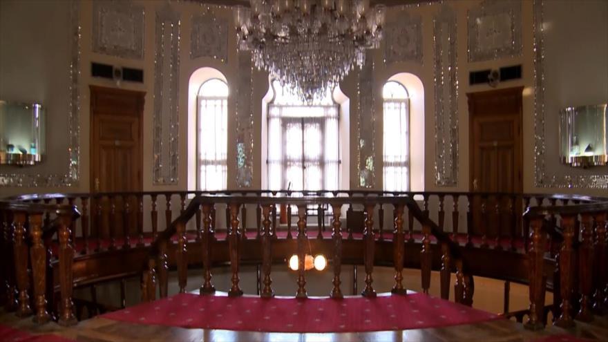Irán: 1- La limpieza de casa 2- Ciudad de Orumiyeh 3- Transporte público en Teherán 4- Museo de Abguine y Sofaline