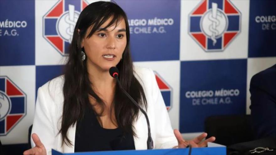 Colegio Médico de Chile critica gestión del Gobierno ante COVID-19