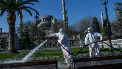 Sondeo: Pandemia de COVID-19 provocará una recesión global en 2020
