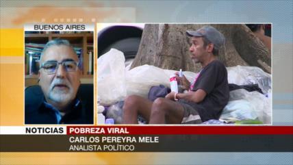 Pereyra Mele: Coronavirus causará una crisis peor que la de 2008