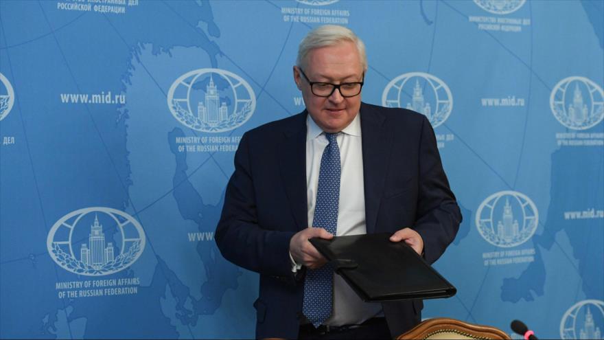 Rusia urge a EEUU a levantar sanciones contra Irán por COVID-19