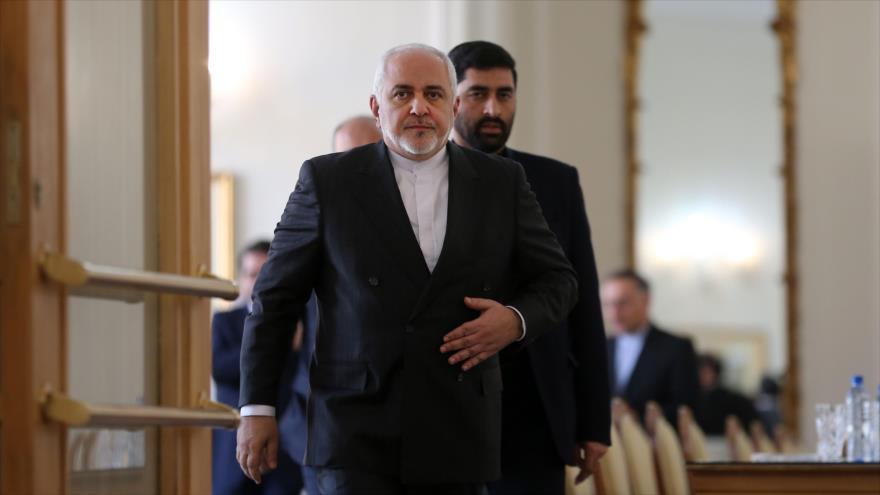 Zarif exige a EEUU frenar el terrorismo económico contra Irán | HISPANTV